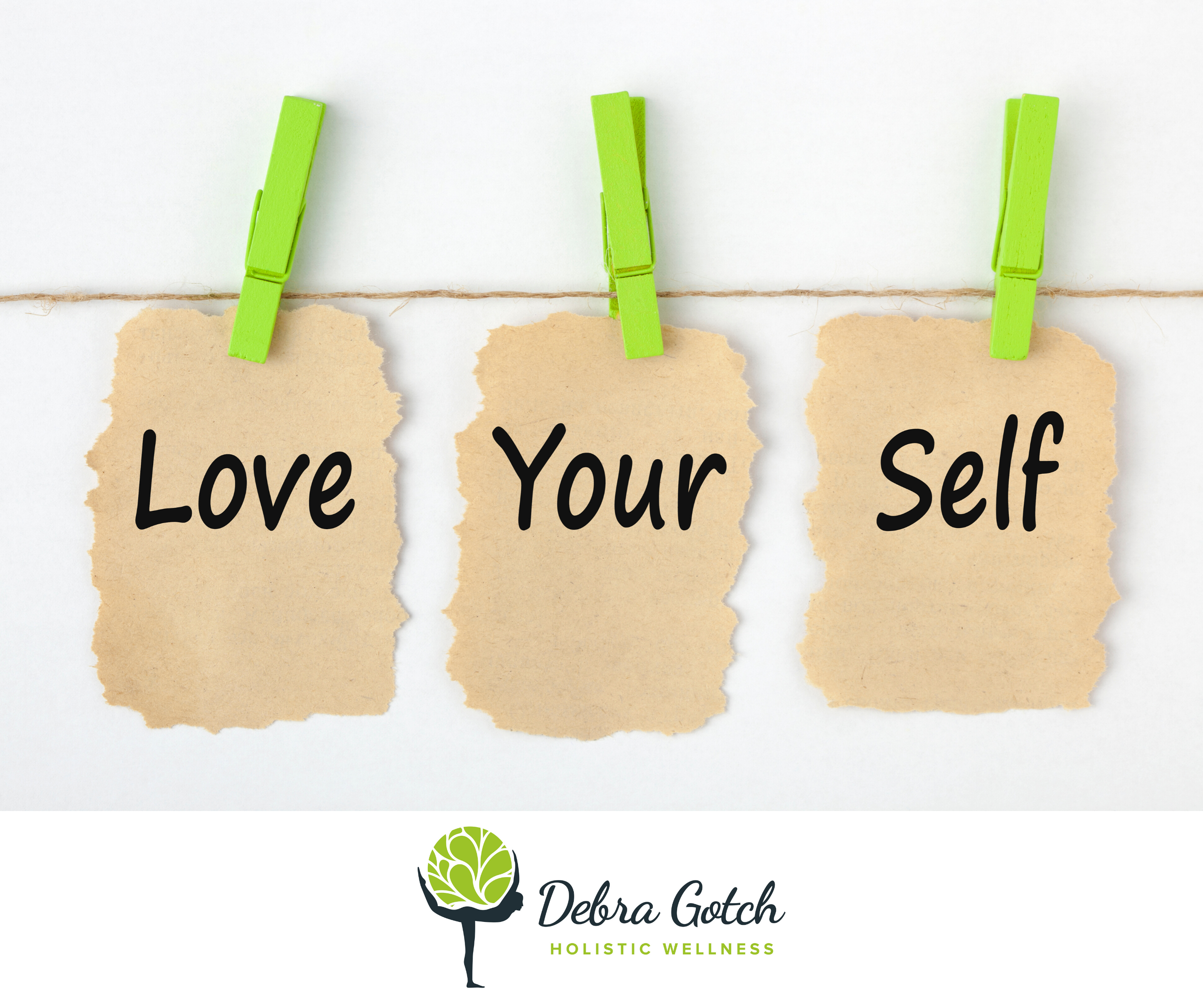 '5 Essential Self-Love Habits for the Ambitious Business Women' with Debra Gotch