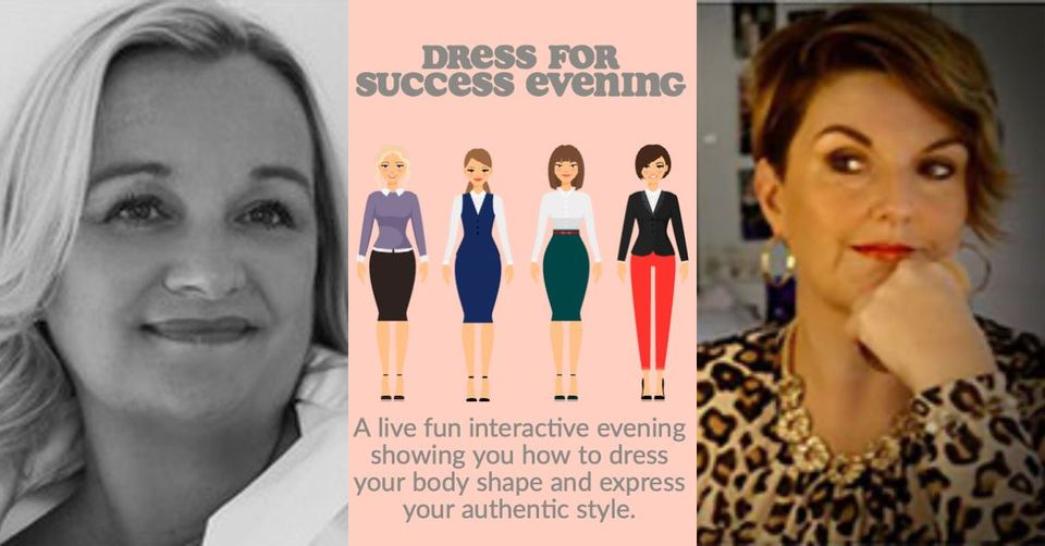 Dress for success evening