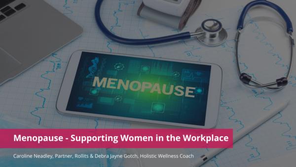 Menopause Event